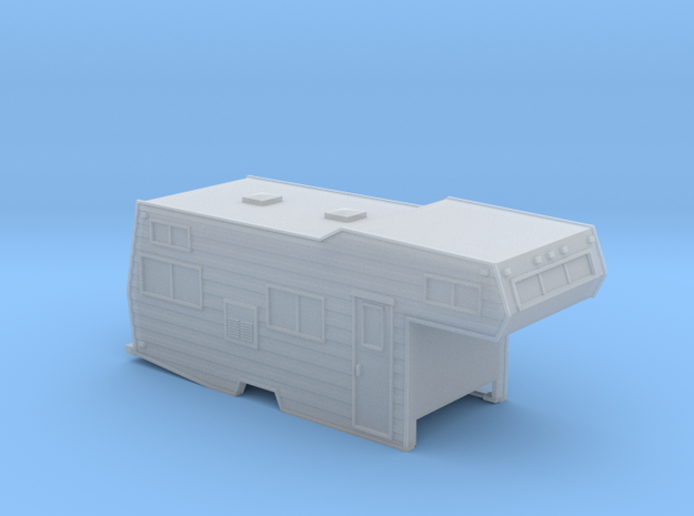 N-Scale Camper Van Conversion 2 in Smoothest Fine Detail Plastic