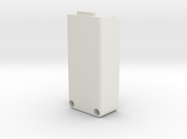 DNA200 Door in White Natural Versatile Plastic