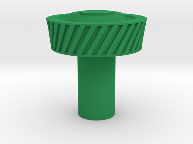 KillPlug v.4 in Green Strong & Flexible Polished