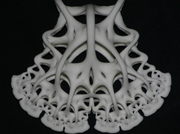 fractalization 3d printed