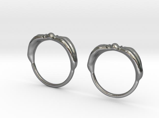 Dorje Rings 3d printed
