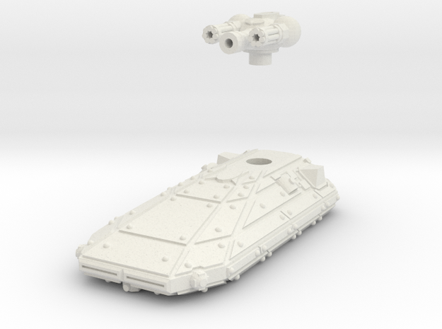 MG144-CT005 Cohesion Suppression Tank 3d printed