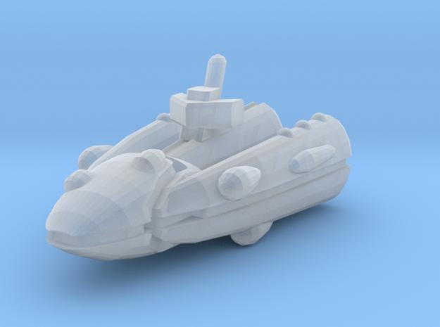 SSA103 Riposte Frigate 3d printed