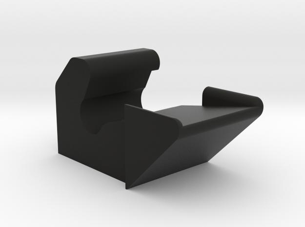 Mrod .25 SST - Load from right side in Black Natural Versatile Plastic