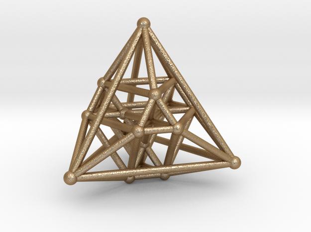Hyper Tetrahedron Vector Net