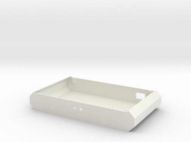 CustomRemote BOTTOM in White Natural Versatile Plastic