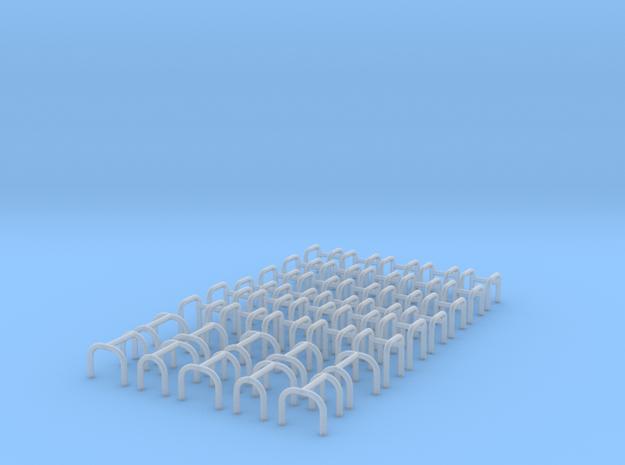 10xSätz Astabweiser für Haensch Nova und Lautsprec in Smooth Fine Detail Plastic