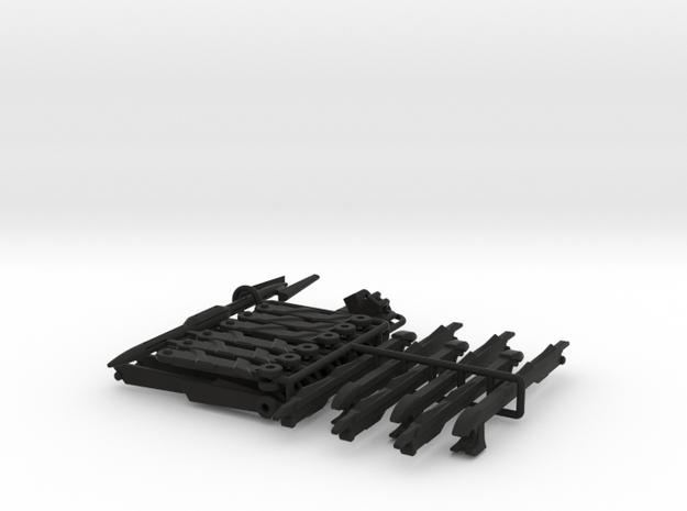TF: BH Cyberverse Airachnid legs 3d printed