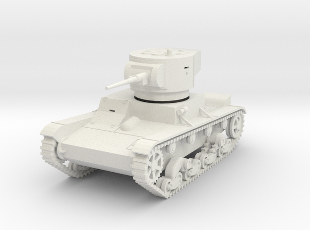 PV15 T26 Light Tank M1933 (1/48) 3d printed