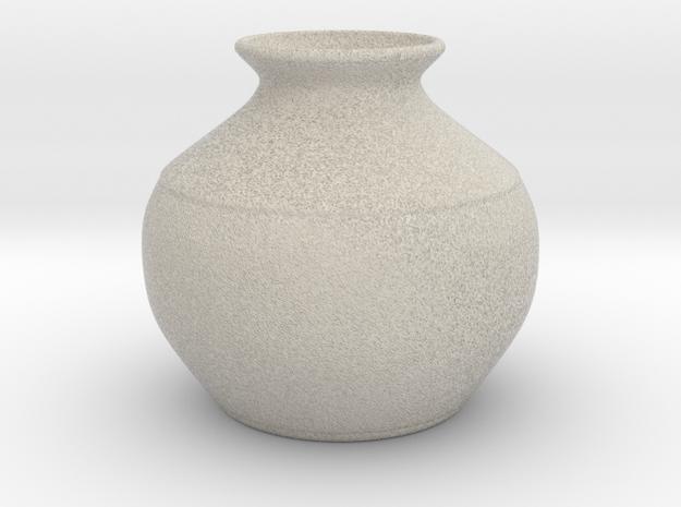 Vase in Sandstone