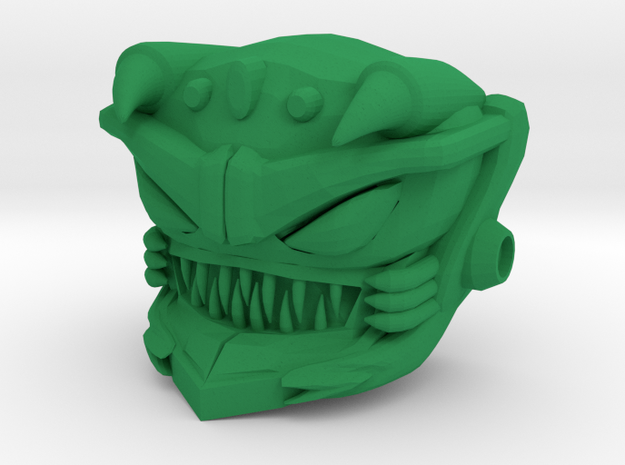 INFERNO HEAD 3d printed