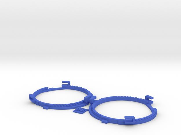 69.5mm (Widest) Lens Separators | Oculus Rift DK2 3d printed