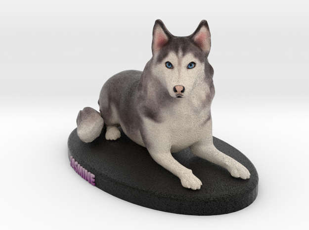 Custom Dog Figurine - Jasmine