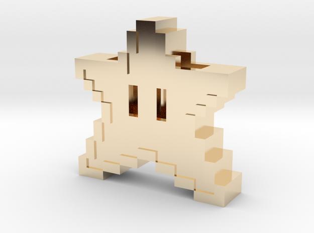 8 bit Mario Star