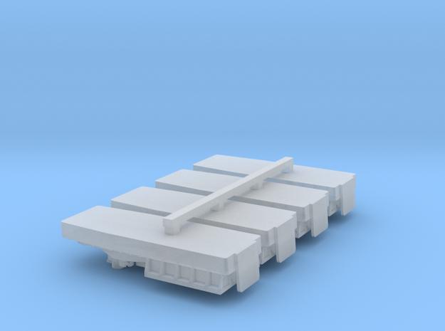 1/700 Vietnam ATC(H) x 4 off 3d printed