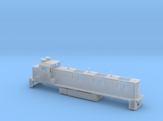 3GS21B Shell N Scale NS 300 in Smoothest Fine Detail Plastic