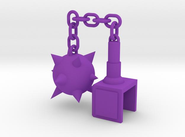 Combiner Wars Megatron Energon Energy Mace in Purple Processed Versatile Plastic