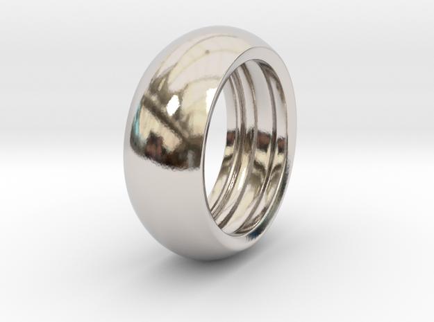 Ralph Hollow - Ring - US 9 - 19 mm inside diameter 3d printed