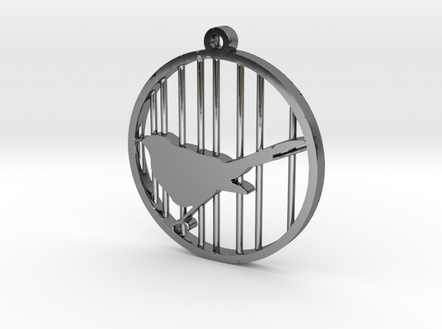 Bird in a cage? 3d printed
