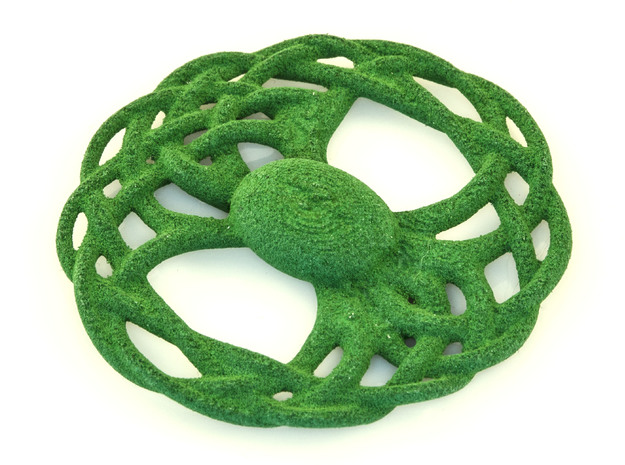 The Seed of Yggdrasil Pendant 3d printed