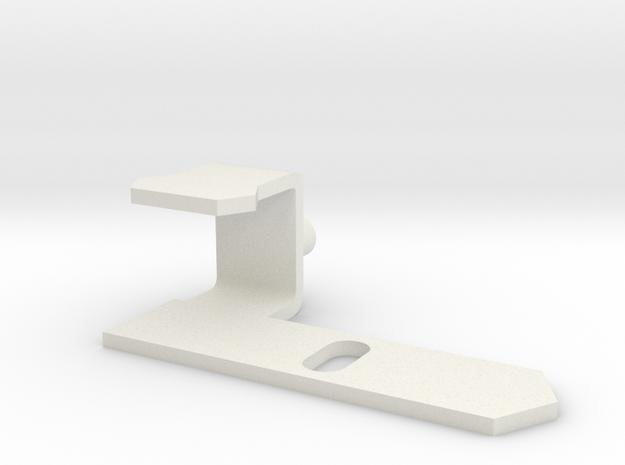 TheArtifexCo-Case Slider V2 in White Natural Versatile Plastic