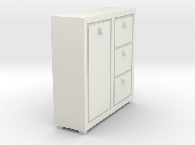 A 021 cabinet Schrank 1:87
