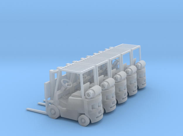 Yale Forklift (N - 1:160) 5X