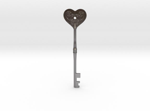 Resident Evil 2: Heart key