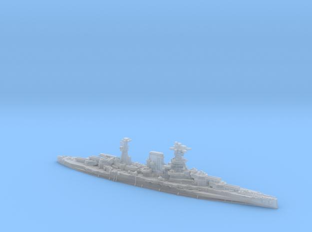 1/1800 HMS Barham(1941) 3d printed