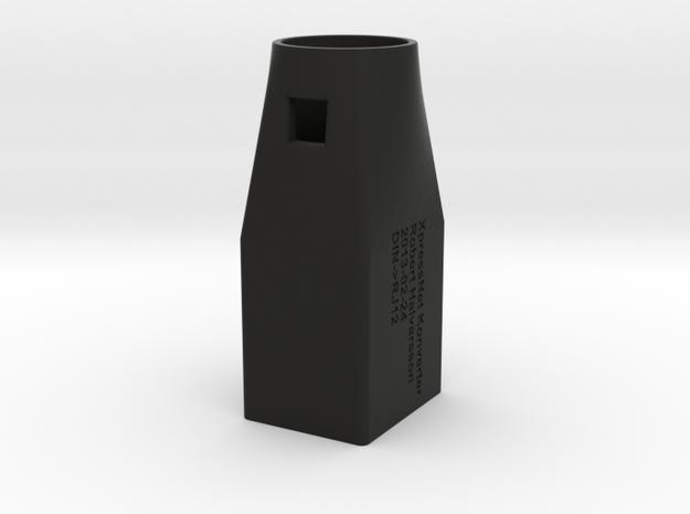 Adapter DIN-RJ12 3d printed