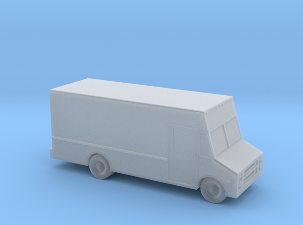Stepvan 15 - HOscale in Smooth Fine Detail Plastic