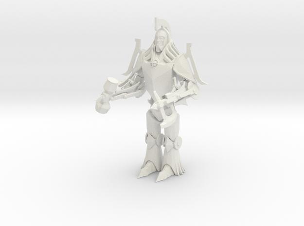 TES:V Skyrim: Dwarven Steamcenturion in White Natural Versatile Plastic
