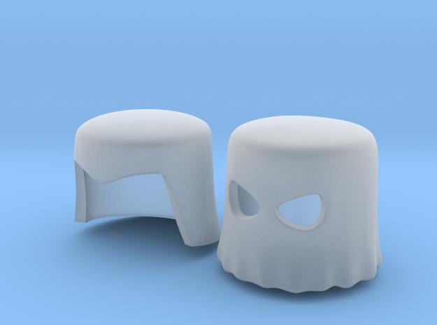 Cobra Commander Headwear For Minimates 3d printed