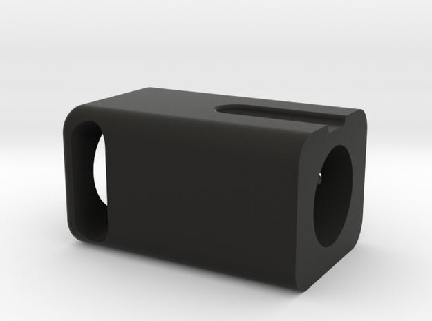 Kkm Comp 2 in Black Natural Versatile Plastic
