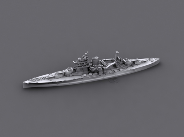 1/3000 HMS Queen Elizabeth [1943] (x2) in Frosted Ultra Detail