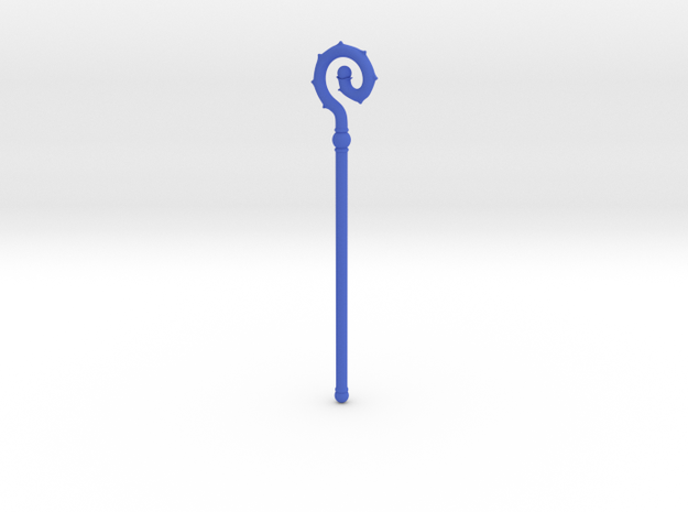Crozier for Minimate 3d printed