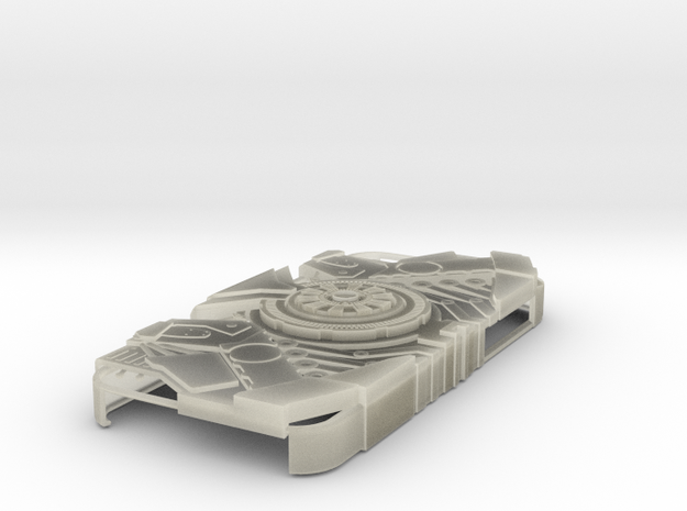 Ironman: iphone 5 case 3d printed