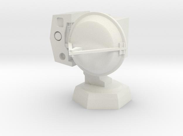 1:48 scale SAAB Ceros200-CWI in White Natural Versatile Plastic
