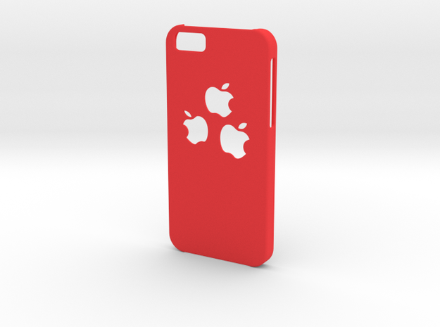Cyber Apple Cutie Mark - Iphone 6 Case