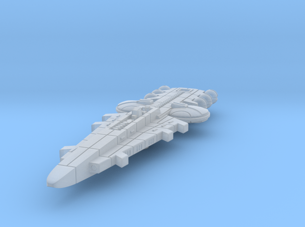 Orion (KON) Battleship in Frosted Ultra Detail