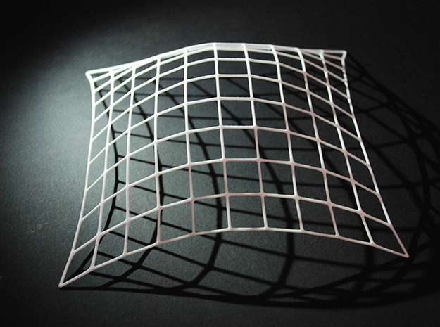 Gridshell OttoFrei in White Strong & Flexible