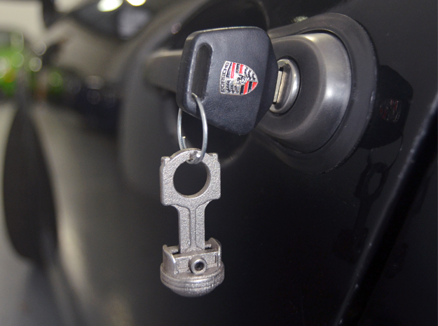 Piston & Connecting Rod 3.8 RS - Keychain