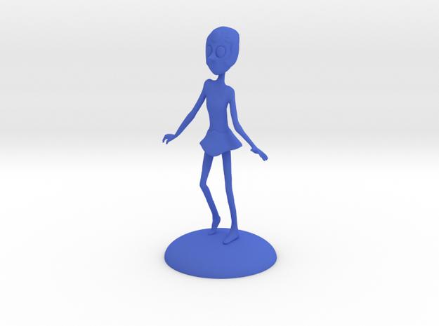 Steven Universe - Pearl in Blue Processed Versatile Plastic