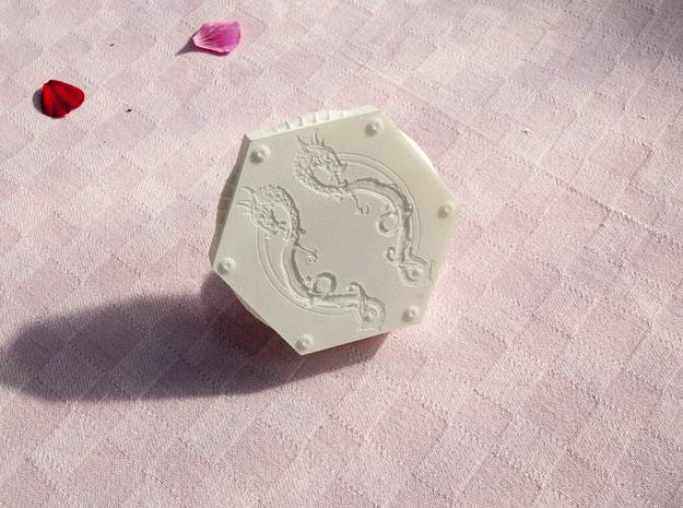 Centrifugal Force Puzzlebox 3d printed
