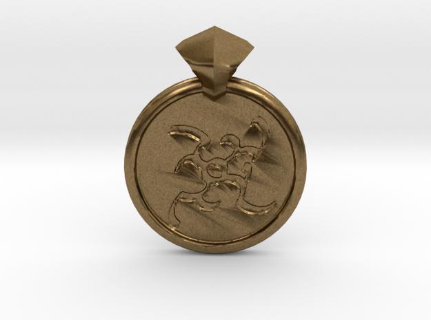 Datholia in Natural Bronze