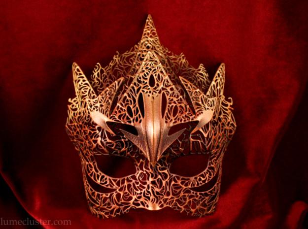 Dreamer Half Mask: Beacon (wearable)