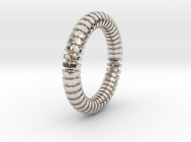Patrick Circle - Ring - US 9 - 19 mm inside diame 3d printed