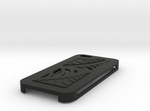 Iphones 5s Design 2 in Black Strong & Flexible