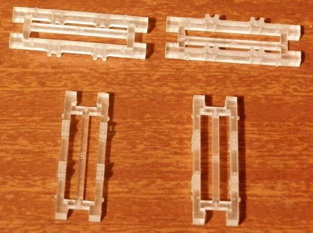 Corrimal Skip Frames 14mm gauge 3d printed