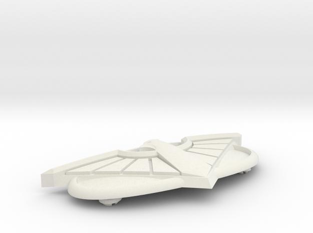 Wonder Woman cosplay belt buckle in White Natural Versatile Plastic